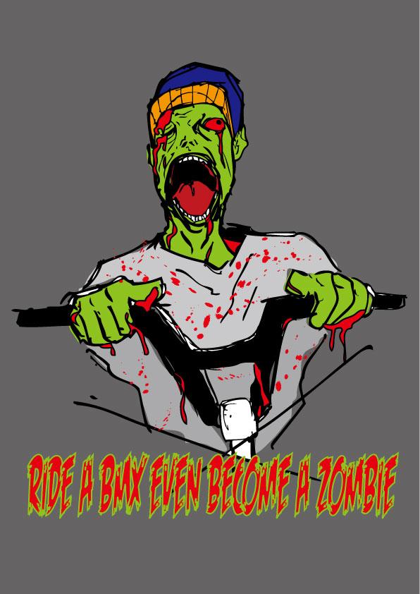 zombieBMX